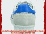 Onitsuka Tiger Unisex-Adult Vickka Moscow Light Grey Blue Low-Top Trainers D3Q1L 1342 7 UK