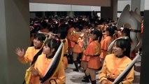 京都橘高校吹奏楽部 第51回定期演奏会 ロビー風景