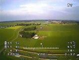 Easystar FPV Cloverleaf test Genemuiden NL summer
