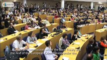 Barroso Must be Stopped, Says Cohn-Bendit (Subtitled)