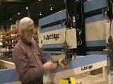 Waterjet Cutting Machine - Jet Edge Mid Rail Gantry Waterjet