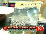 Presidente Chávez destaca avance de la Misión Vivienda Venezuela
