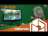 Mari joga Kinect Sports Rivals no Xbox One - Gameplay Hands-On - [BGS 2013] - BJ