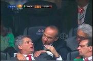 Mexico vs España 1-1 Felipe Calderon No Es Mencionado En El Estadio Azteca Por Temor A Abucheo
