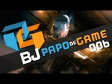 Papo de Game BJ (006) Metal Gear Solid, Animal Crossing e PS4 vs Xbox One
