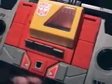 Transformers G1 Blaster Review