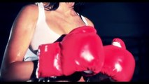 Hard workout motivation, Girls work so hard!!!, Rock Hard Workouts boxing girls great challenge   Co