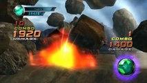Dragonball Z Ultimate Tenkaichi Mod - Great Ape Vegeta vs Great Ape Gohan
