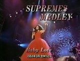 Diana Ross Supremes Medley Motown 40Th Annivers.Tokyo 1998