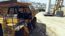 GTA 5 Online - FUNNY WINDMILL GLITCH! - Huge Windmills Fall Over! (GTA 5 Funny Moments)