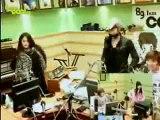 [100324 HQ] Eeteuk & Eunhyuk dancing w/ KARA to Lupin