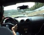 Varano Mx5 Sport vs Lotus Elise crash