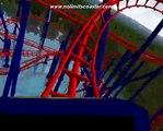 Xpress (Superman : The Ride) Walibi World