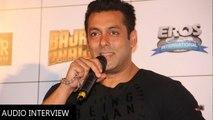 Salman Khan Talks On His BIGGEST COMPETITORS