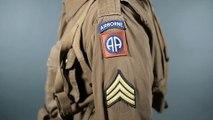 240 ans d'uniformes de l'armée américaine - Evolution au cours des années