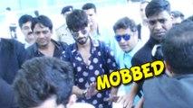 (VIDEO) OMG Shahid Kapoor Mobbed By Delhi Media | Shahid Kapoor & Mira Rajput Marriage