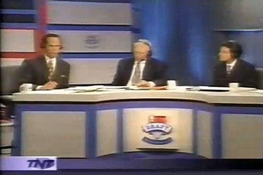 1996 NBA Draft - 27 - Brian Evans, Indiana