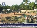 Relatório da ONU coloca Moçambique como um dos piores países do mundo