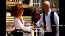 Halit Ergenc... Backstage ENGLISH subs ''Interview to Magaly-Peru 30/5/2015