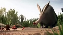 L'UNIONE FA LA FORZA. Una bellissima pubblicità realizzata con animali 3D. Divertente!!