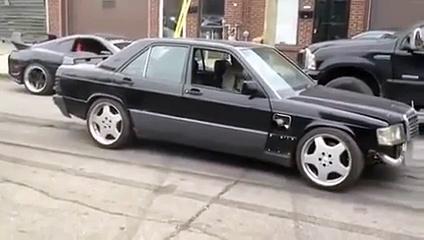 2JZ Mercedes