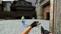 Counter Strike: Source Cheater