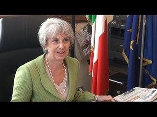 il primo giorno di lavoro del nuovo prefetto di Rimini Giuseppa Strano