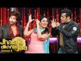 Salman Khan & Kareena Kapoor on Shahid Kapoor's Jhalak Dikhla Jaa 8