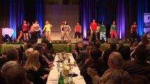 ZUMBA! - Tanzschule Kasel mit dem Tanz des Jahres beim Frühjahrsempfang 2012 in Wiehl