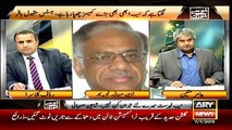 Shaheen Sehbai Telling Why NAB Wont 4 Month To Investigation Of NAB Cases