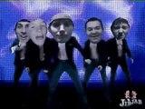 Jib Jab - Chippendales Dance Collegeamigo Style