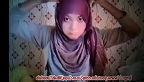 Tutorial Hijab Pashmina Two Tone Untuk Pesta Simple   Tutorial Hijab   Cara Memakai Jilbab