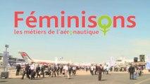 """4ème Cérémonie de Remise des Prix """"Féminisons les Métiers de l'Aéronautique"""" au Salon International de L'Aéronautique et de l'Espace au Bourget le 16 juin 2015 avec Airemploi"""