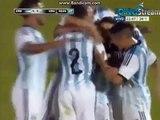 Gol (golazo) de Ángel Correa - Argentina 2 vs Uruguay 1 - Sudamericano Sub-20 2015