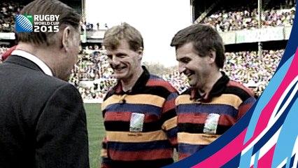Analyse de Derek Bevan, arbitre de la finale de la RWC 1991