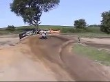 MOTOCROSS (one day in track racing with TRAVIS PASTRANA)