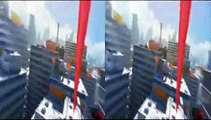 Mirrors Edge in stereoscopic 3D