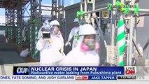 Radioactive water leaking from Fukushima plant