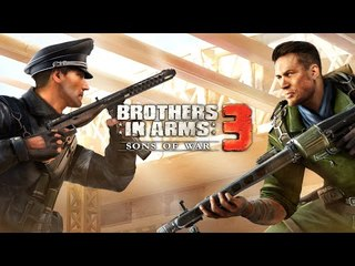 Brothers in Arms 3 Sons Of War Multiplayer su iOS e Android - AVRMagazine.com