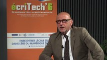 """Michel Reverchon-Billot, """"Il faut connaître les pratiques personnelles et usuelles des élèves avec le numérique"""""""