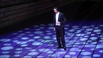 2009: Lachlan Scott, bass opera singer, in the Finals of the Australian Singing Competition