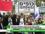 Kosher struggle: Israeli women vs sexist Judaism
