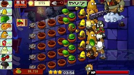 Plants vs Zombies  Zomboss Monkey King