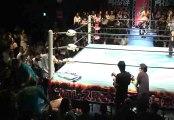 Jaki Numazawa & Masashi Takeda vs. Kazuki Hashimoto & Daichi Hashimoto (BJW)