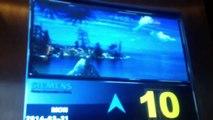 Hitachi Traction Glass Elevator [EmQuartier, Bangkok] - The Helix Quartier [1080p 60FPS]