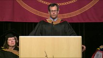 2014 Carlson School Commencement Speaker, Thomas O. Staggs