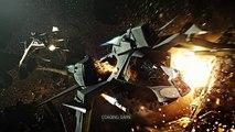 STAR CITIZEN - Tout Premiers pas et premier vol - PC FR HD 60 FPS