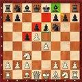 Alekhine's 2 Rooks Sacrifice against Leven Fish