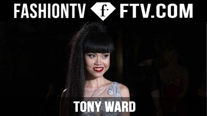 Tony Ward Front Row | Paris Haute Couture Fall/Winter 2015/16 | FashionTV