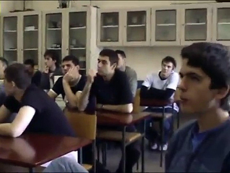 Zanimljivi ogledi  (april 2007) - Saša Ivković i studenti